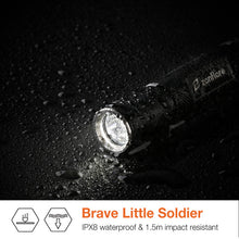 Load image into Gallery viewer, Pen Light Portable Mini LED Flashlight