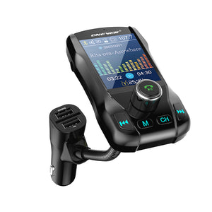 Bluetooth FM Transmitter for Cars Bluetooth V3.0