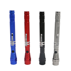 LED Magnetic Telescoping Flashlight - Going Off Grid