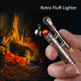 Fire Torch - Going Off Grid