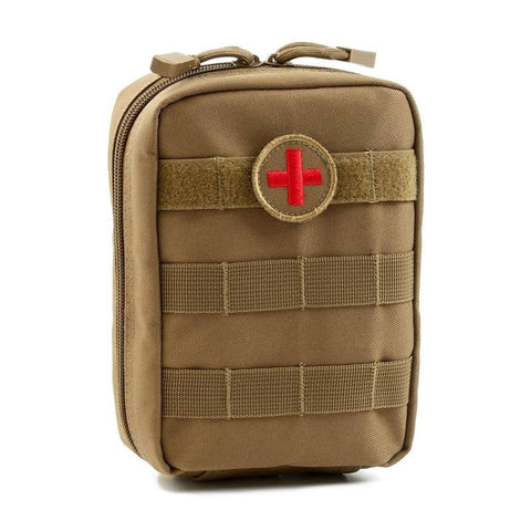 First Aid Travel Bag - Going Off Grid