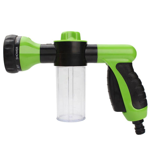 Canister Nozzle Hose Attachment - Going Off Grid