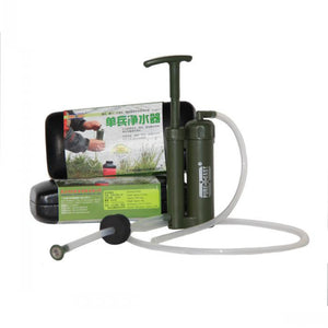 *New* Portable Water Filter