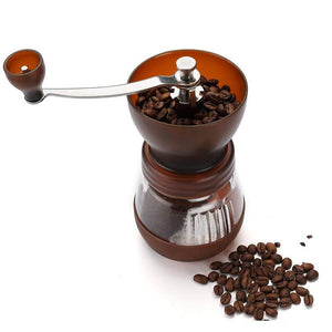 Manual Coffee Grinder with Conical Ceramic Burr - Going Off Grid