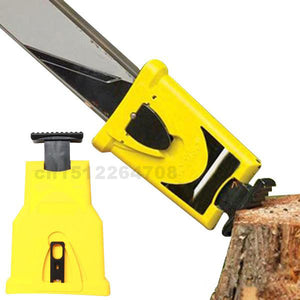 Chainsaw Teeth Sharpener - Going Off Grid