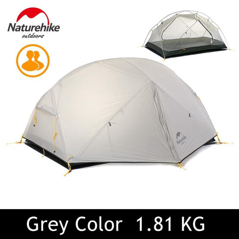 2 Person Tent - Going Off Grid