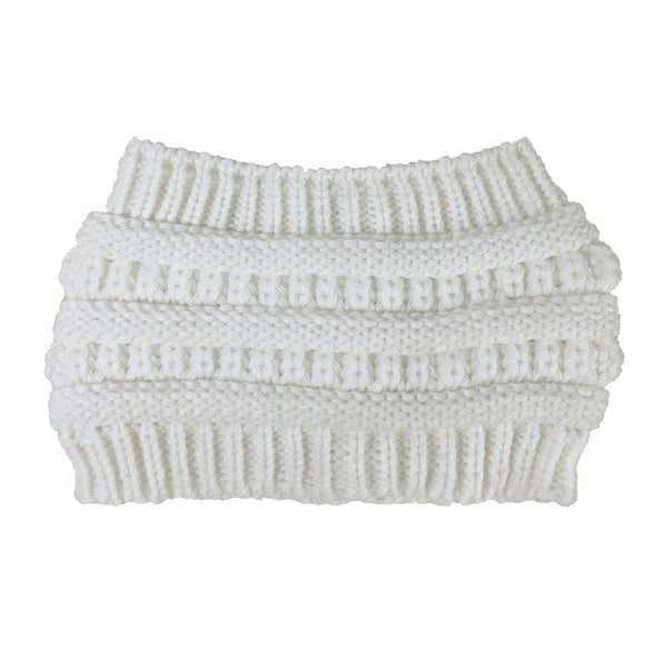 *New* Knitted Head Scarf