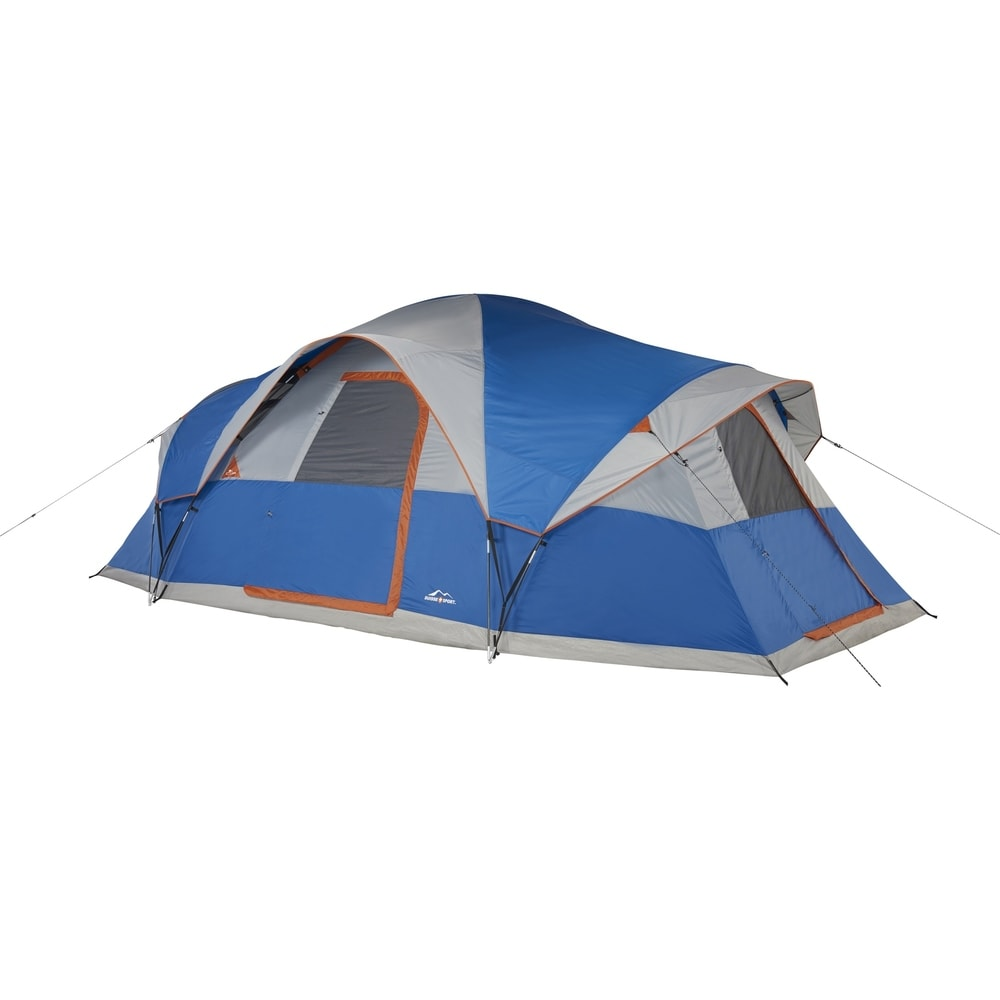 10 Person Tent - Going Off Grid