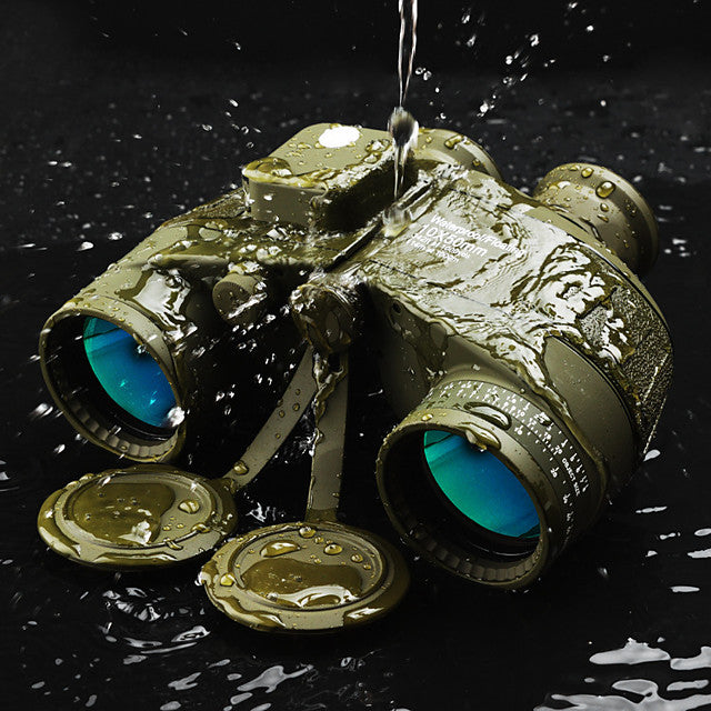 Rangefinder Binoculars - Going Off Grid