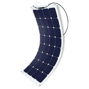 ACOPOWER 110W Flexible Solar Panel - Going Off Grid