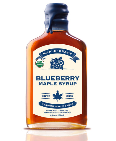 Blueberry Maple Craft (Organic) - Going Off Grid