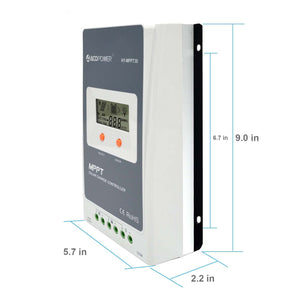*30A MPPT Solar Charge Controller - Going Off Grid