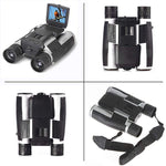 12 X 32 mm Binoculars with Digital Camera - Going Off Grid