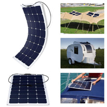 Load image into Gallery viewer, ACOPOWER 110W Flexible Solar Panel - Going Off Grid
