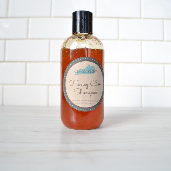 Raw Honey Sulfate Free Shampoo - Going Off Grid