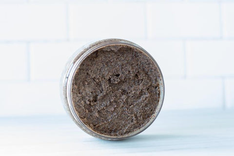 Coffee Whipped Sugar Scrub - Going Off Grid
