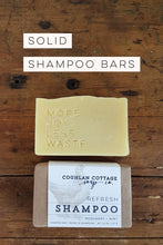 Load image into Gallery viewer, ORGANIC SHAMPOO BAR - Going Off Grid