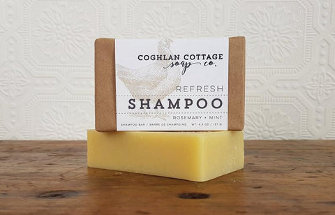 ORGANIC SHAMPOO BAR - Going Off Grid