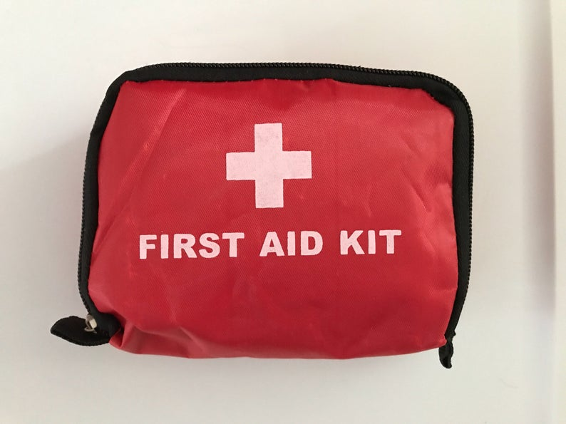 First Aid Kit 40 piece general purpose kit - Going Off Grid