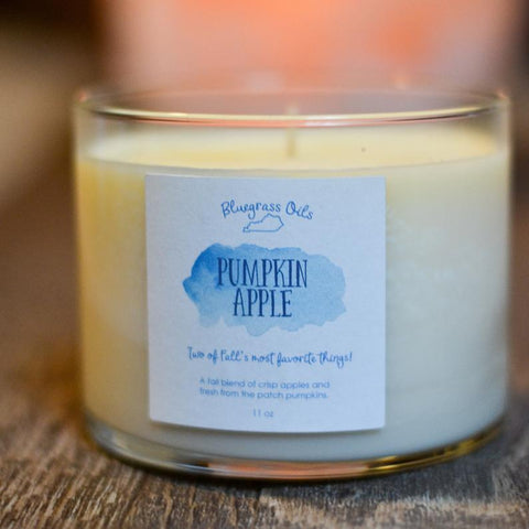 Autumn Scented Soy Candles - Going Off Grid