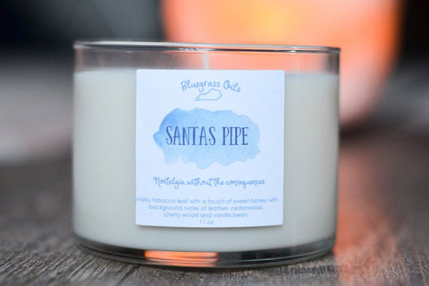 Winter Scented Candles - Going Off Grid