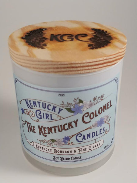 THE KENTUCKY COLONEL Soy Blend Wax - Going Off Grid