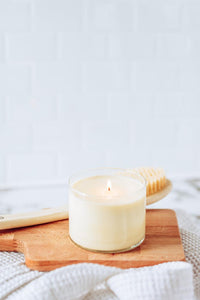 Soy Candle - Going Off Grid