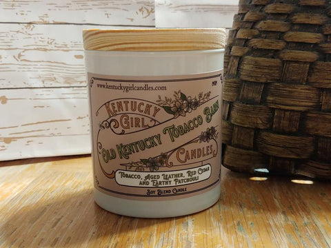 Old Kentucky Tobacco Barn Soy Blend Wax - Going Off Grid