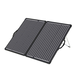 *NEW*100W Light Weight Foldable Solar Panel Kit - Going Off Grid