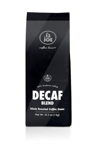 Decaffeinated Blend | Dark Roast | Whole Bean Decaf Coffee - Going Off Grid