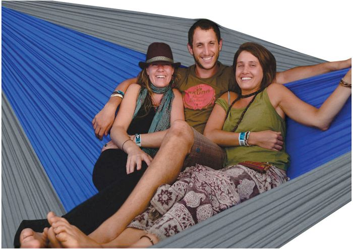 Large Hammock Bliss Triple