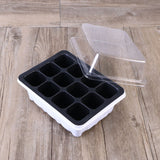 10 Pack Seedling Tray With Dome And Base - Going Off Grid