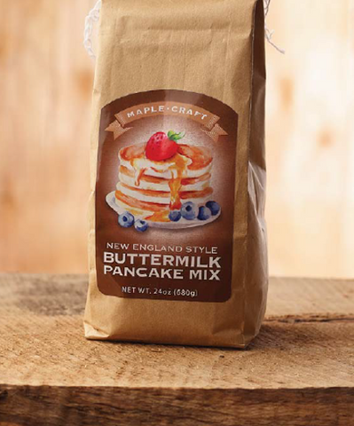 Maple Craft Buttermilk Pancake & Waffle Mix - Going Off Grid