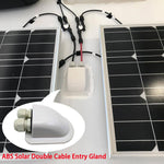 *500 Watts All Black Monocrystalline Solar RV Kits - Going Off Grid