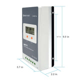 *30A MPPT Solar Charge Controller with Remote Meter MT-50 - Going Off Grid
