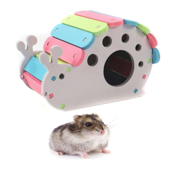 Colorful Hamster House Nest Hideout
