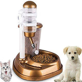 Automatic Feeder and Water Bottle Dispenser For Dog, Cat, Rabbit