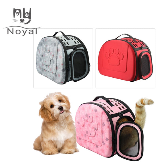 Pet Carrier Travel Handbag Dog Cat Puppy