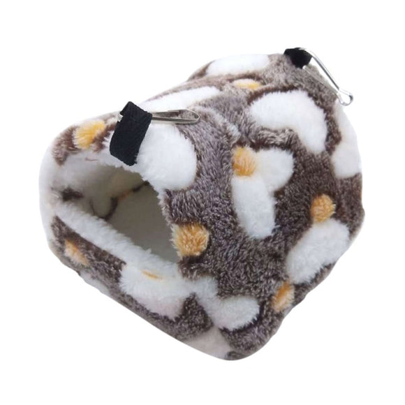 Fleece Hamster Nest Winter Warm