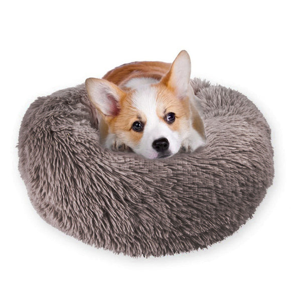 Plush, Calming, Winter Warm, Pet Bed