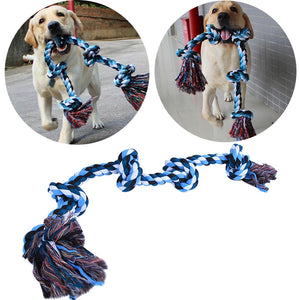 Double Knot Biting Rope Toy
