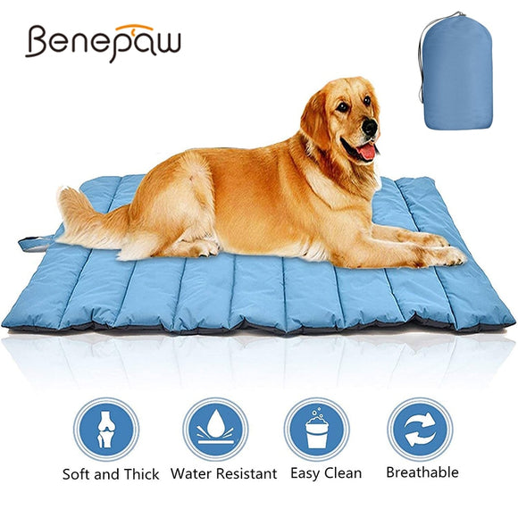All Season, Waterproof, Foldable Dog Bed