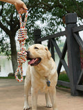 Big Rope Chew Toy For Large Dogs