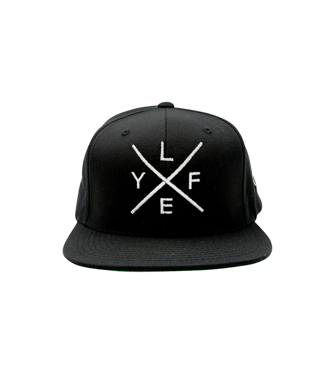 LYFE Cross Snapback Hat