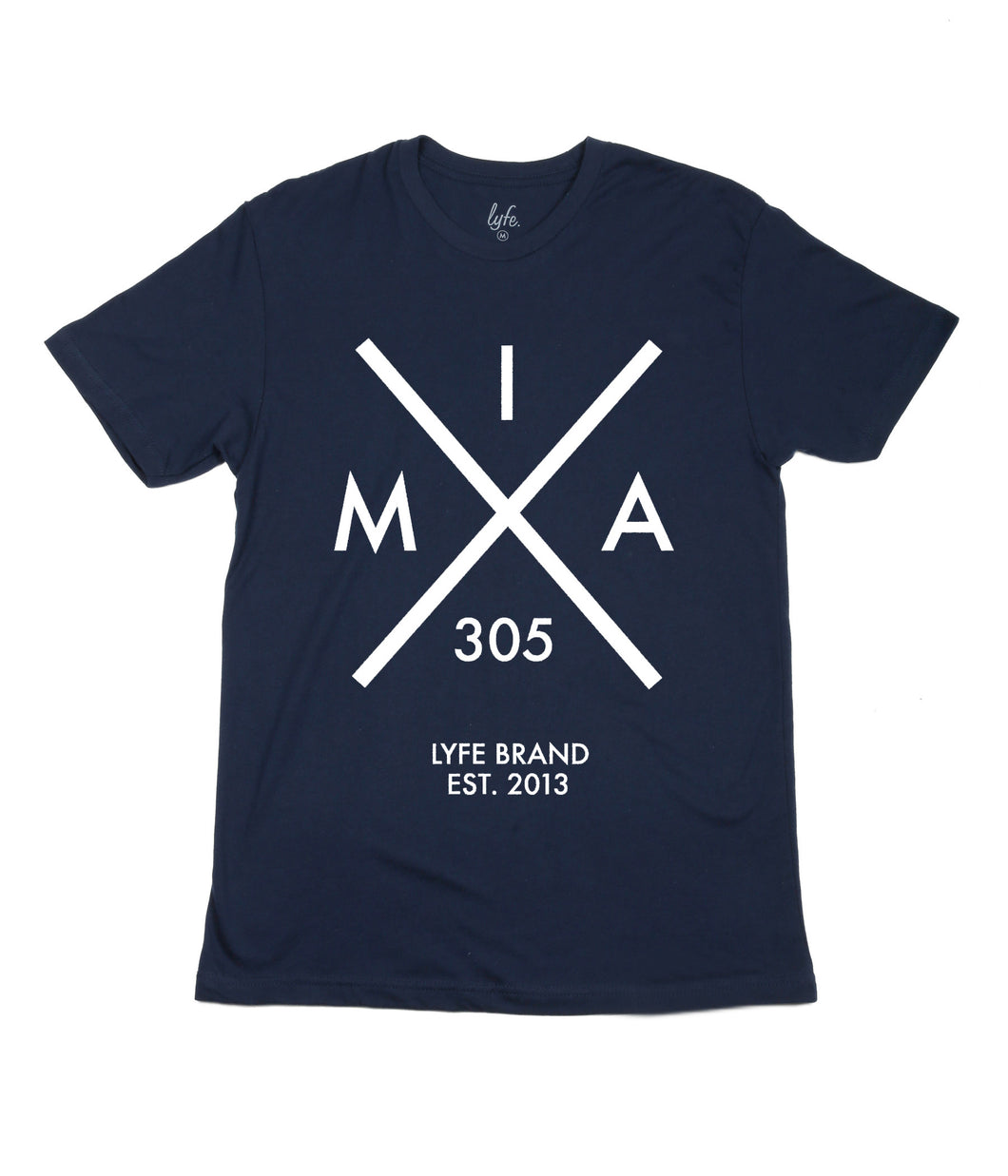 MIA 305 Cross - Navy