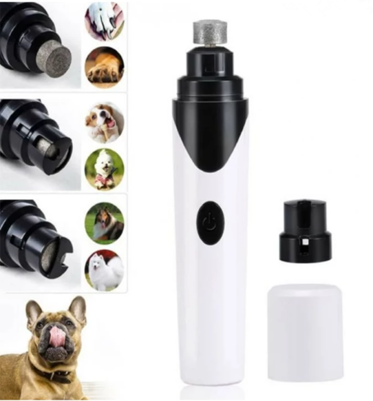 Premium Rechargeable Painless Pet's Nail Grinder (The Newest An Upgraded Version)