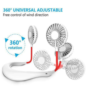 Wearable Fan