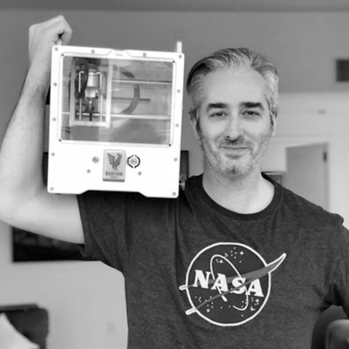 Season 1 Episode 8 – Bre Pettis: Utopia, Hackerspaces & the Early Days of MakerBot