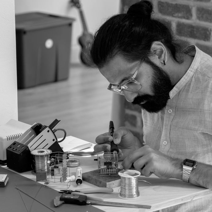 Season 2 Episode 5 – Mohit Bhoite: Giving Life to Electronics