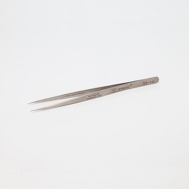 Milling small components and parts with your desktop CNC machine? Add these fine-tip tweezers to your tool kit.